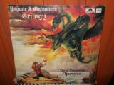 -Y- Yngwie J. Malmsteen  - TRILOGY  - DISC VINIL LP