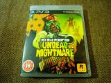 Joc Red Dead Redemption Undead Nightmare, PS3, original, alte sute de jocuri!, Shooting, 16+, Single player, Sony