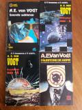 Lot 4 carti literatura SF - A. E. Van Vogt / R6P1F, Alta editura