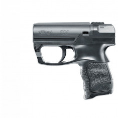 Pistol cu Spray Autoaparare Walther PDP Pepper Jet Black - Spray paralizant