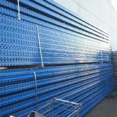 Rafturi portpalet import Germania - Raft/Etajera