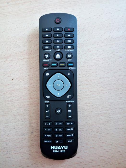 Telecomanda LED Smart Philips 32PHT4100/12 32PHH4200/88 32PFK4109/12 32PFK5300