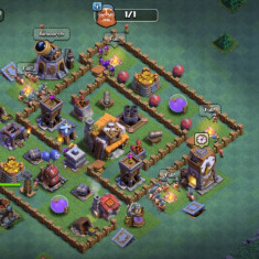 Cont Clash Of Clans TH 8 - Joc PC Supercell