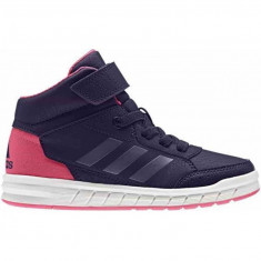 Pantofi sport copii adidas - Altasport Mid El K C - CG3339, Piele sintetica