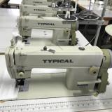 Mașină de cusut liniară și rihtuit TYPICAL GC 6170 cu 6 luni garanție