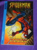 Spider-man nr 3 In numele legii  marvel adventures - benzi desenate romana