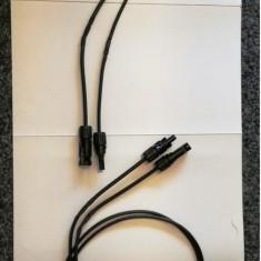 Prelungitor Cablu SOLAR cu Conectori MC4, Panouri fotovoltaice, Regulator
