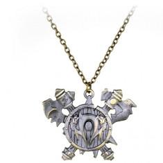 Pandantiv lantisor colier wow Warcraft Horde - Pandantiv fashion