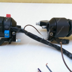 Bloc - comenzi lumini + maneta frana ATV 49cc - 150cc