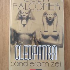 CLEOPATRA CAND ERAM ZEI- COLIN FALCONER - Roman