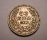 Bulgaria 50 leva 1930, Europa