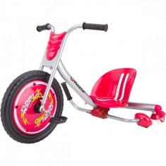 Tricicleta Flash Rider 360 Rosu Razor - Tricicleta copii