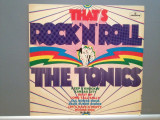 THE TONICS - THAT'S ROCK'N'ROLL (1968/MERCURY/West Germany) - VINIL/Ca NOU, Polygram