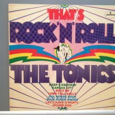 THE TONICS - THAT'S ROCK'N'ROLL (1968/MERCURY/West Germany) - VINIL/Ca NOU - Muzica Rock & Roll Polygram