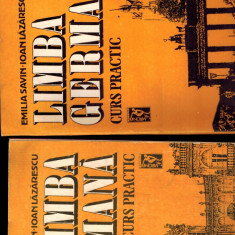 Emilia Savin, Ioan Lazarescu - Limba germana, curs practic, vol 1, 2 - Curs Limba Germana