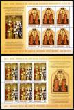 Romania 2013, LP 1980 b, Imp. Constantin si Elena, minicoli, MNH! LP 107,65 lei, Istorie, Nestampilat