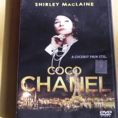 DVD film Coco Chanel, Shirley MacLaine - Film Colectie, Romana
