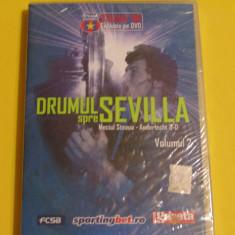 DVD fotbal - meciul STEAUA - ANDERLECHT (SEMIFINALA CCE 1986)