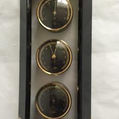 Barometru/Termometru/Umidometru - statie meteo 31.5cm