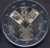 ESTONIA moneda 2 euro comemorativa 2018_Statele Baltice - UNC, Europa, Cupru-Nichel