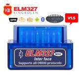 Diagnoza Auto Elm327 Mini Bluetooth OBDII OBD2 versiunea 1.5