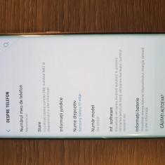 Vând Samsung Galaxy S7 Edge 32 GB - Telefon Samsung, Negru, Neblocat, Single SIM