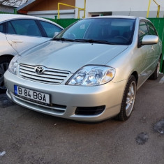 Toyota corolla, An Fabricatie: 2005, Motorina/Diesel, 195000 km, 1396 cmc