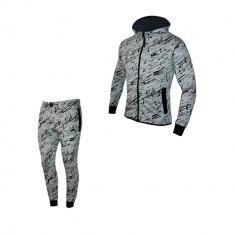 Trening Nike Army conic din bumbac, GRI - XL XXL - Trening barbati