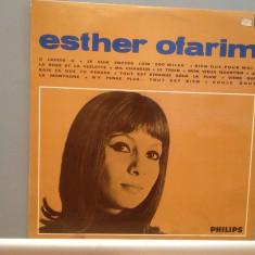 ESTHER OFARIM - ALBUM (1967/PHILIPS/FRANCE) - VINIL/Ca NOU - Muzica Pop