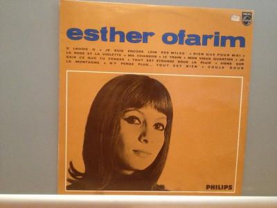 ESTHER OFARIM - ALBUM (1967/PHILIPS/FRANCE) - VINIL/Ca NOU foto