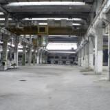 Hala industriala de vanzare - Pricaz, Parter