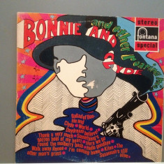 BONNIE and CLYDE and other roaring...(1968/FONTANA/West Germany) - VINIL/Ca NOU - Muzica Rock & Roll Polygram