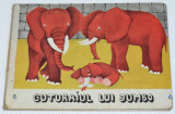 Carte copii - Guturaiul lui Jumbo - 1983