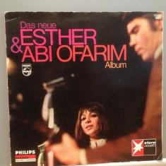 ESTHER & ABI OFARIM - ALBUM (1968/PHILIPS/RFG) - VINIL/Ca NOU - Muzica Pop