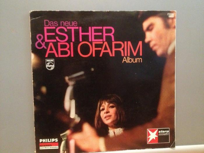 ESTHER & ABI OFARIM - ALBUM (1968/PHILIPS/RFG) - VINIL/Ca NOU