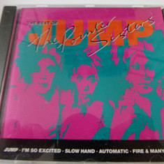 Pointer Sister - the best -cd - Muzica Pop BMG rec