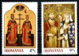 Romania 2013, LP 1980, Imp. Constantin si Elena, seria, MNH! LP 16,55 lei, Istorie, Nestampilat