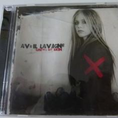 Avril Lavigne -under my skin -cd