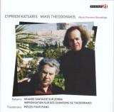 Cyprien/Mikis T Katsaris - Grande Fantaisie Sur Zorb ( 1 CD )