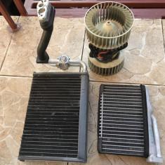 Motoras aeroterma, radiator clima interior BMW X5 E53, E39 - Aeroterma auto, X5 (E53) - [2000 - ]