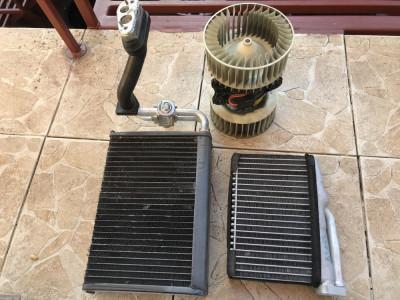 Motoras aeroterma,radiator clima interior BMW X5 E53,E39 foto