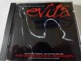 Evita -cd, BMG rec