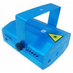 Laser joc de lumini cu 4 faze - Laser lumini club