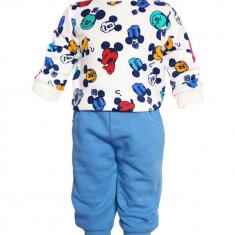 Trening alb cu Mickey Mouse, 12-18 luni, 3-6 luni