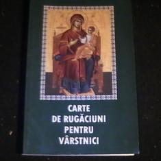 CARTE DE RUGACIUNI PENTRU VIRSTNICI-191 PG