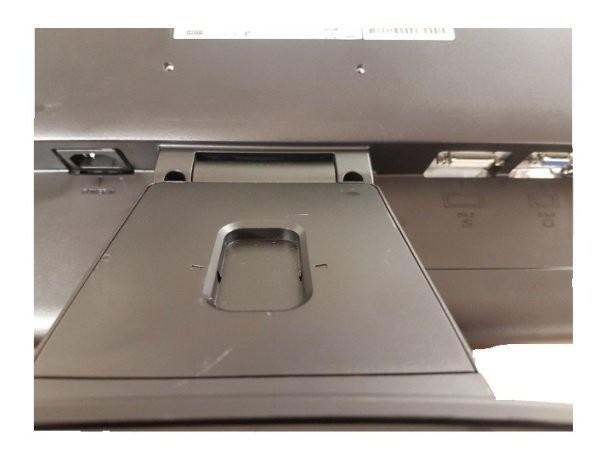 Monitor 22 inch LCD, Philips 220WS, Silver & Black foto mare