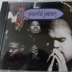 Heavy d. and the boyz - peaceful journey - Muzica Hip Hop MCA rec, CD