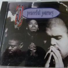 Heavy d. and the boyz - peaceful journey - Muzica Hip Hop MCA rec, CD