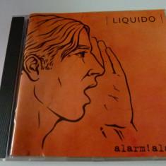 Liquido -Alarm!Alarm! - Muzica Pop virgin records, CD
