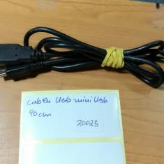 Cablu Usb - mini Usb 90 cm (20025)